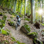 Mountainbiking with kids – from balance bike to black trails by the age of 5